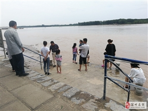 关注黄河(滨州)调沙的人们