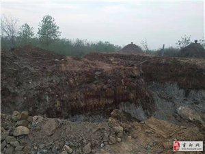 某些私人老板打着合同的名在冯八井乡周楼村牟利,求领导彻查!