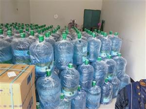 会东巴松桶装水招聘送货员