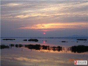 古老美丽的石臼湖
