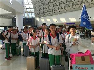 海桂学校2019年北京研学师生感言;