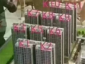 泰华城K3区,05户型,单价5480元,136.87平方,四房两厅,75万,只需少许转让费。联系电话