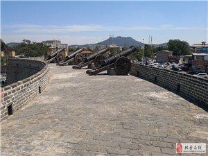 踏上百年古城墙