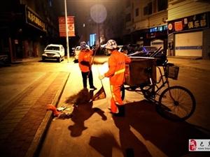 街道清洁工/王鹏