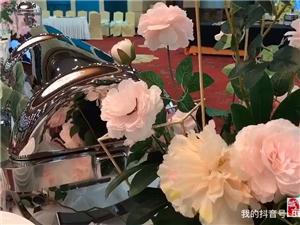 花之�佟��z于珠海度假村酒店主�}自助餐��意�[�_比�