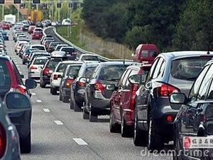 堵车的原因多种多样