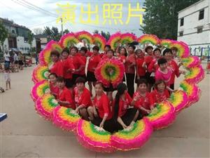 丁营乡榆孙村丰富多彩的文化生活。