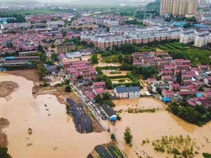 """安徽人保财险全力驰援宣城""""利奇马""""台风灾害"""
