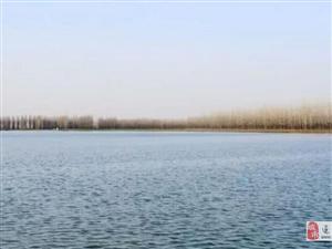 """亚洲面积最大平原人工水库,天中800万人民的""""聚宝盆""""!"""