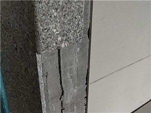 这就是《黄国新城》c18#1单元,垃圾工程,消防栓坏了物业没人管。