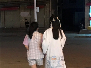 张家川惊现古代美女