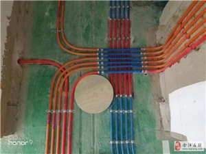 细节决定成败,专业电工的作业