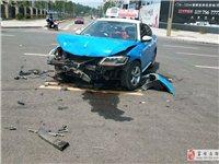 富顺发生一起车祸,一嬢嬢被撞倒在地,满地都是血!(附视频)