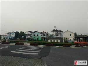 张塘角村庭院美极了