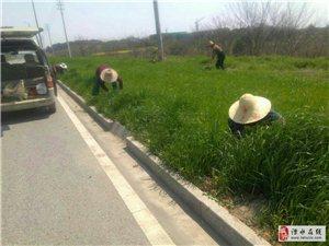 天气这么热工人很辛苦的劳动