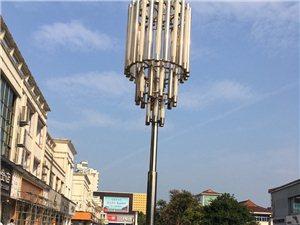 昨天晚上在溧水通济街上就因这漏电的灯,一个鲜活的生命没有了!
