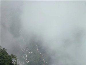 《云雾天门山》