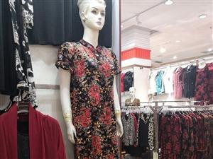 新版旗袍到货,快来穿出你的美!
