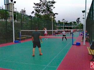 汉中市江滨体育公园(手机摄影)