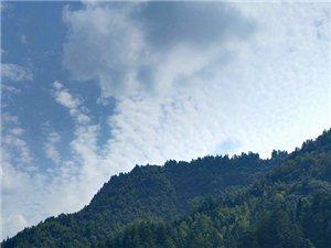 从来风到咸丰,再从咸丰到宣恩,宣恩到来凤,一路上山水美成了一幅画,空气里满是自由的香甜气息,如大辫子