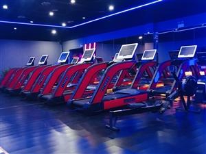 南溪一家明码标价的健身房。