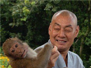 人�c猴子!