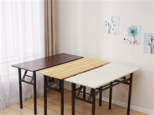 转让折叠桌子50套