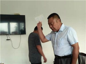 霍邱县石店镇三莲塘村村长不作为,随意辱骂妇女,求彻查!
