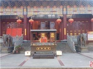 揭西五经富名胜之黄龙寺