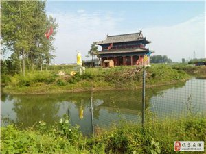 临泉韦寨双庙寺重建!