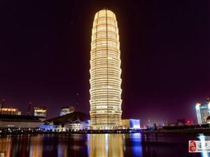 """郑州的第一高楼,外形像一个""""大玉米"""",原来还有深层含义"""
