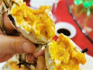 中秋�快到了又到了吃大�l蟹的季�了