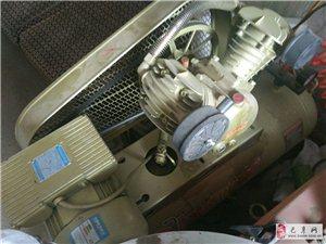 便宜处理双缸气泵,九九成新,买回来没用几次,闲下来了