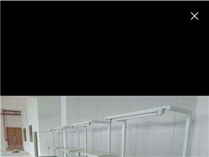 求流水线的桌子,要求桌上面能装灯,帮忙介绍一下
