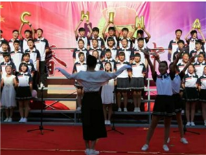 抒爱国之情立报国之志!澳门金沙网址站一中开展新中国成立70周年宣传教育活动