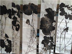 一滴融入清水的墨,坠落在白色宣纸上会有多大,效果如何,一般人是难以言说的。