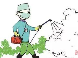 关于在寻乌城区集中开展第二轮蚊虫化学消杀的公告
