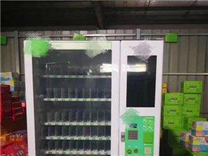 全城投放,出售24小时饮料零食自动售货机。