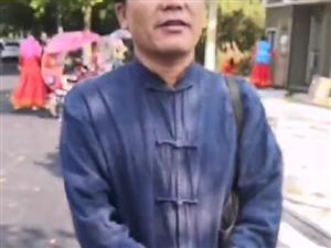 """新县绿和公益协会志愿者参与""""人类行为导致气候变化警示碑""""揭碑仪式"""