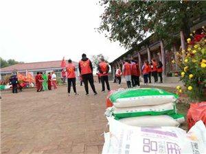《雷锋志愿者团队到榆树林敬老院献爱心》