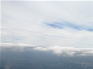 地上看天与天上看地一样壮观