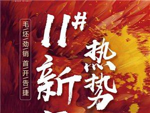 恒大林溪郡11#毛坯新品�崃�加推!