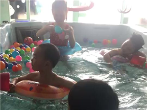 位于瓜埠马路头的婴童游泳馆对外转让