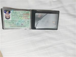 在爱辉公园附近公厕旁捡到身份证一张,驾照一本浦发银行卡一张,希望看的朋友帮转发下,丢主联系18288