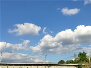 天气太好啦!