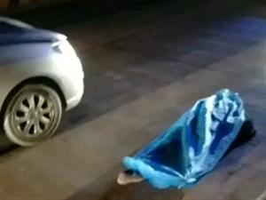 刚刚沙陀发生一起车祸,一人死亡
