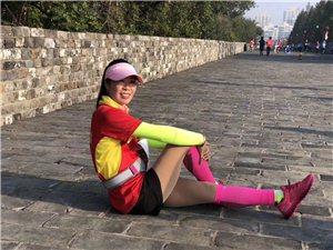 南京秦淮城���R拉松