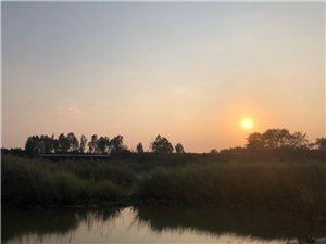 北黎河九公里处自然美景!