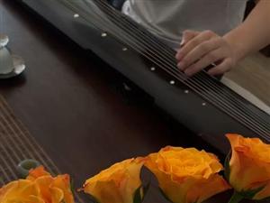 弹琴无难事只要肯练习