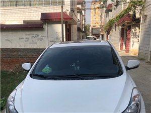 白色现代2015款自动自动尊贵型出售!!!